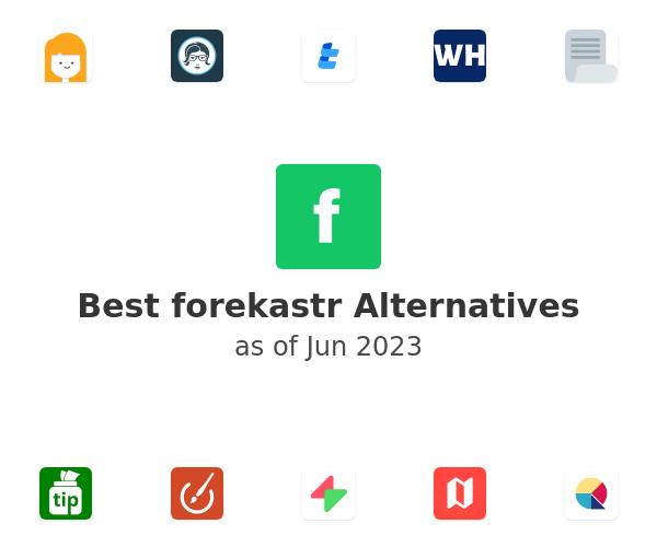 Best forekastr Alternatives