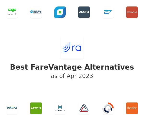 Best FareVantage Alternatives