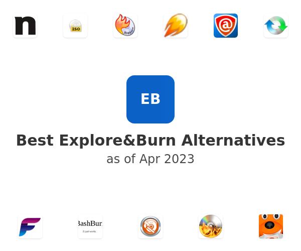 Best Explore&Burn Alternatives