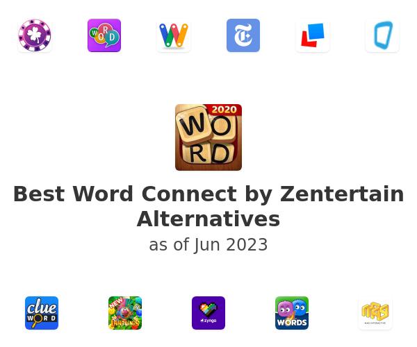 Best Word Connect by Zentertain Alternatives