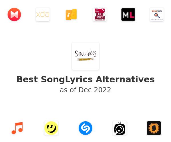 Best SongLyrics Alternatives
