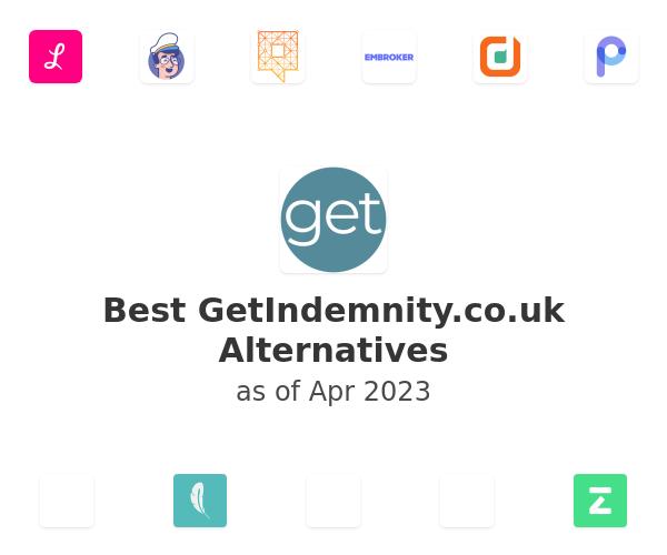Best GetIndemnity.co.uk Alternatives