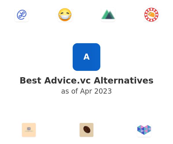 Best Advice.vc Alternatives
