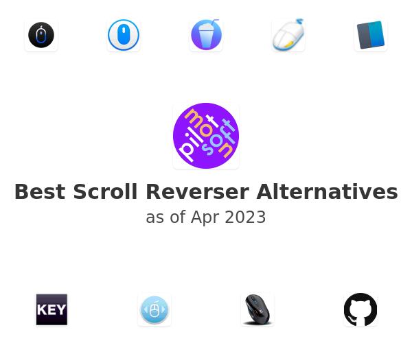 Best Scroll Reverser Alternatives