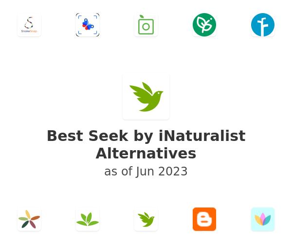 Best Seek by iNaturalist Alternatives
