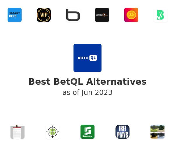 Best BetQL Alternatives