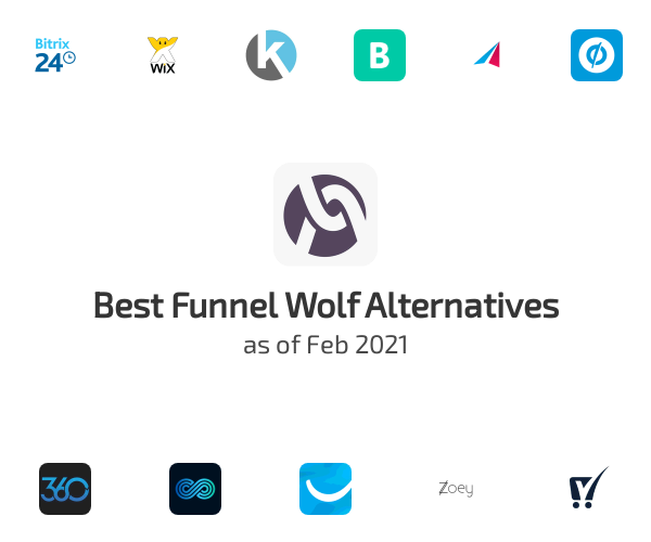 Best Funnel Wolf Alternatives