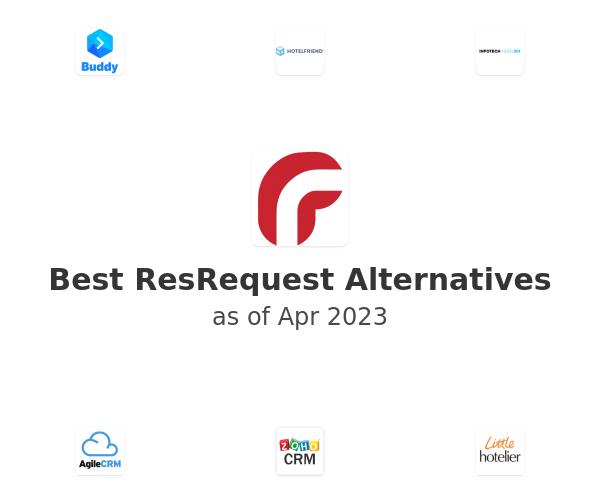 Best ResRequest Alternatives