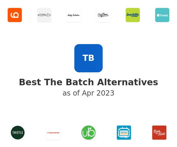 Best The Batch Alternatives