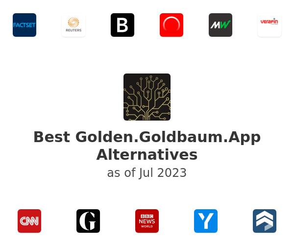 Best Golden.Goldbaum.App Alternatives