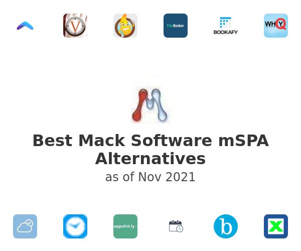 Best Mack Software mSPA Alternatives