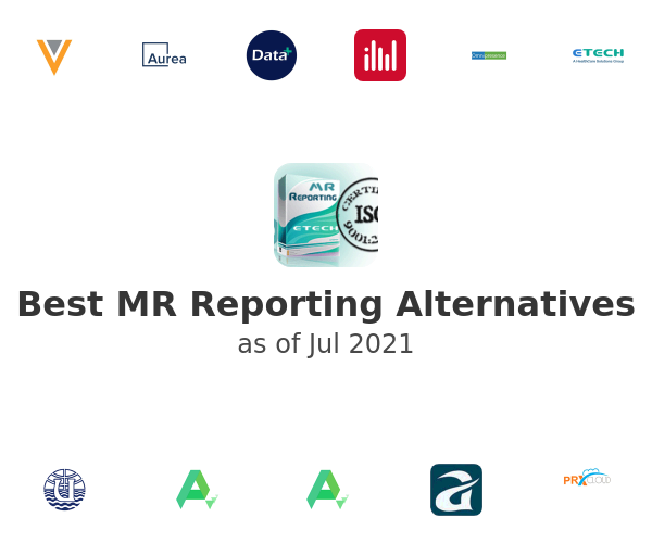 Best MR Reporting Alternatives