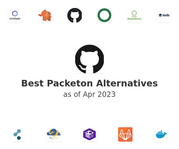 Best Packeton Alternatives