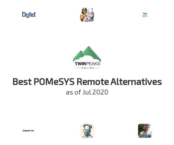 Best POMeSYS Remote Alternatives