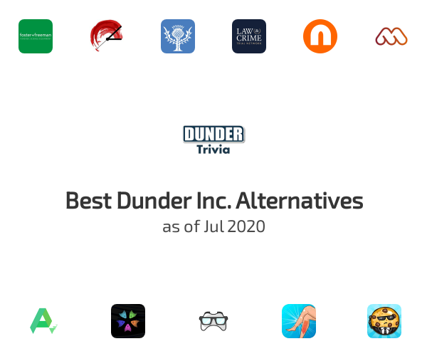 Best Dunder Inc. Alternatives