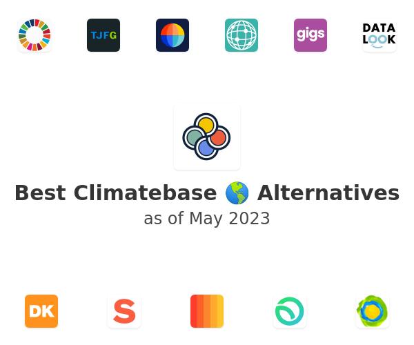 Best Climatebase 🌎 Alternatives