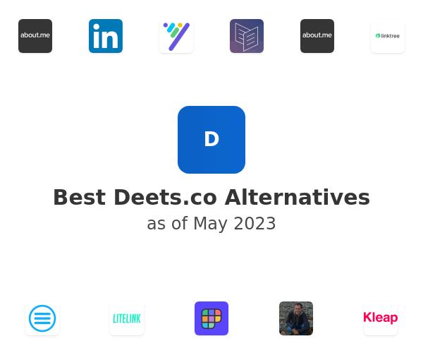 Best Deets.co Alternatives