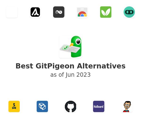 Best GitPigeon Alternatives