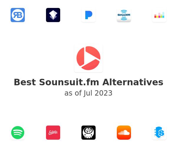 Best Sounsuit.fm Alternatives