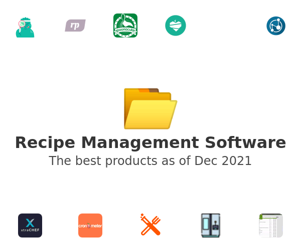 Recipe Management Software