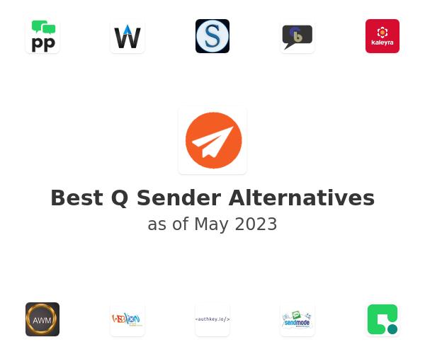 Best Q Sender Alternatives