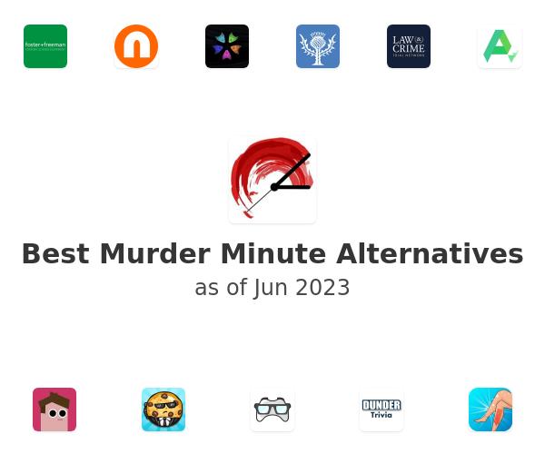 Best Murder Minute Alternatives
