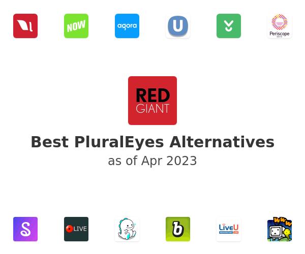 Best PluralEyes Alternatives