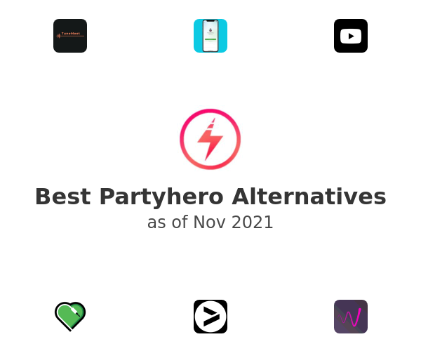 Best Partyhero Alternatives