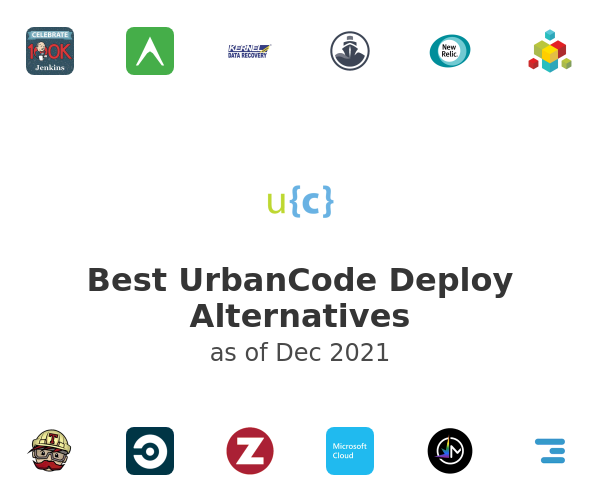 Best UrbanCode Deploy Alternatives