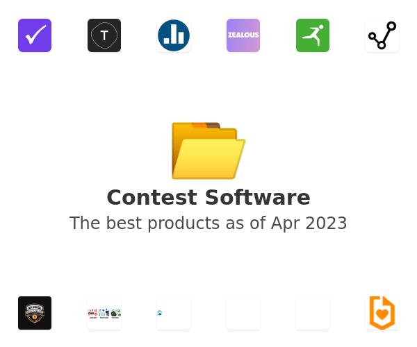 Contest Software