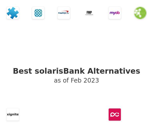 Best solarisBank Alternatives