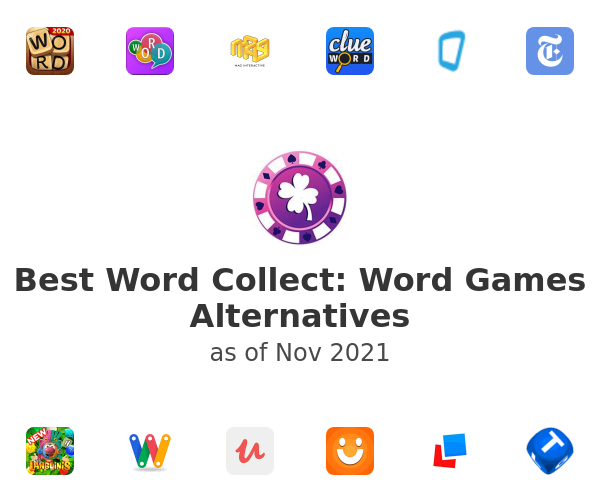 Best Word Collect: Word Games Alternatives