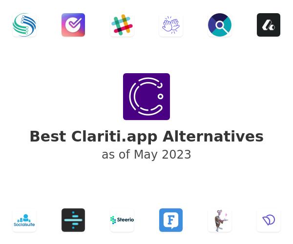 Best Clariti.app Alternatives