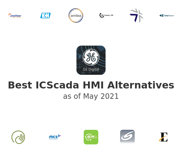 Best ICScada HMI Alternatives