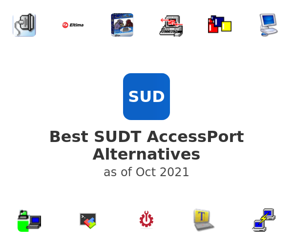 Best SUDT AccessPort Alternatives