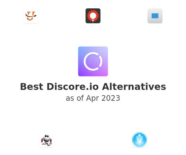 Best Discore.io Alternatives