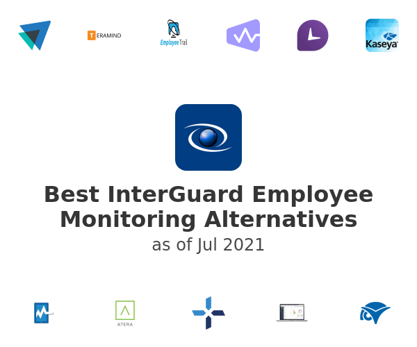Best InterGuard Employee Monitoring Alternatives