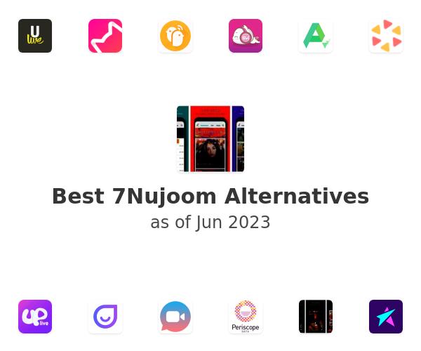 Best 7Nujoom Alternatives