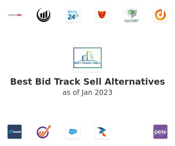 Best Bid Track Sell Alternatives