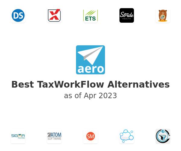Best TaxWorkFlow Alternatives