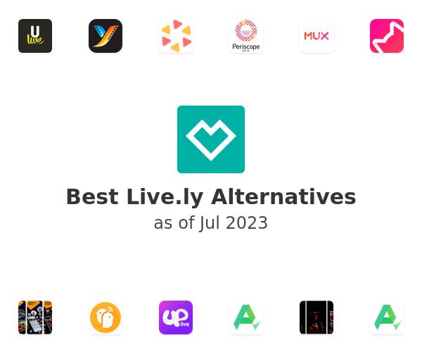 Best Live.ly Alternatives