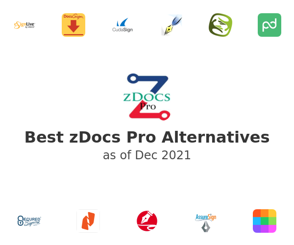 Best zDocs Pro Alternatives