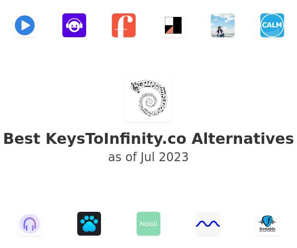 Best KeysToInfinity.co Alternatives