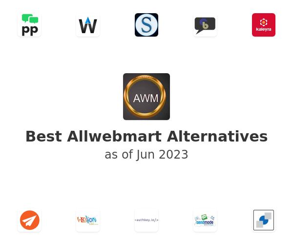Best Allwebmart Alternatives