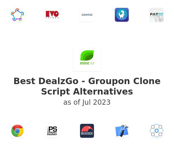 Best DealzGo - Groupon Clone Script Alternatives