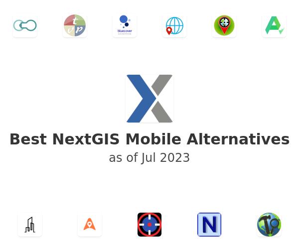 Best NextGIS Mobile Alternatives