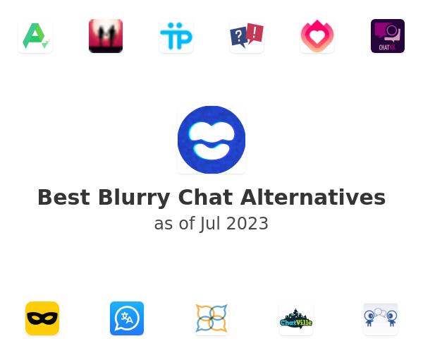 Best Blurry Chat Alternatives