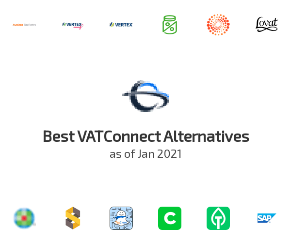 Best VATConnect Alternatives