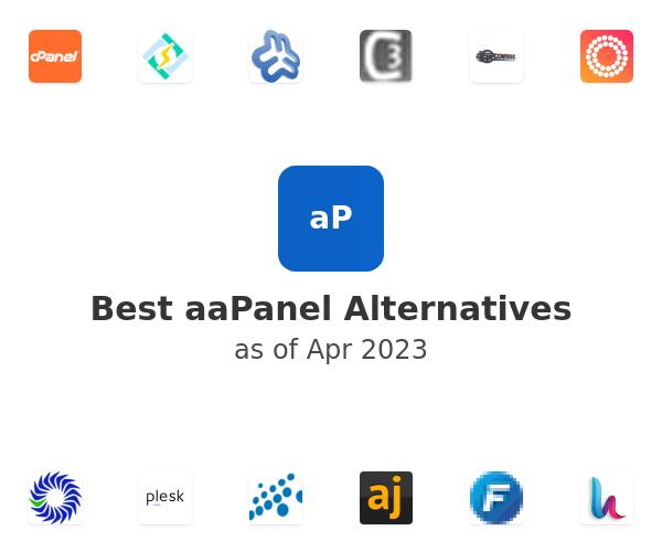 Best aaPanel Alternatives