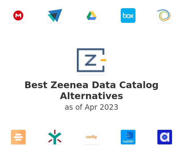 Best Zeenea Data Catalog Alternatives